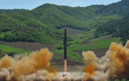Ракетні двигуни в КНДР: в Україні висунули версію