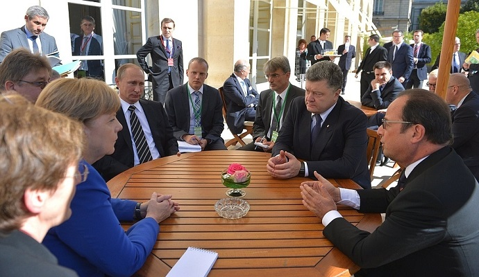 Мнение: Опасный момент для хрупкого перемирия в Украине