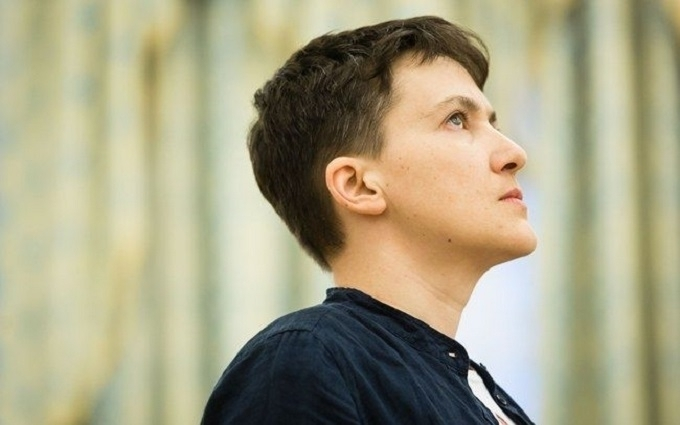 Савченко назвала першу річ, яку зробить в Раді