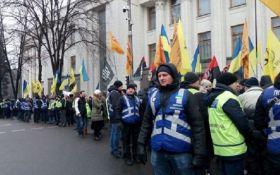 Біля Верховної Ради почався мітинг: чергують майже 4 тисячі правоохоронців