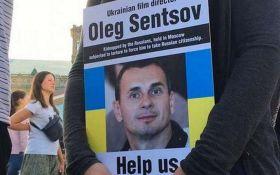 """В Україні і США відреагували на """"ідею"""" Москви з обміну Сенцова"""