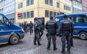 В Копенгагене неизвестный открыл стрельбу на улице, есть пострадавшие