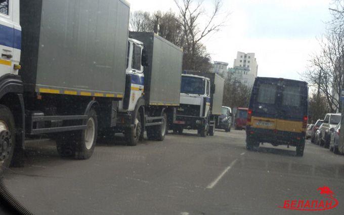 В столице Беларуси задержали троих украинцев: появились детали