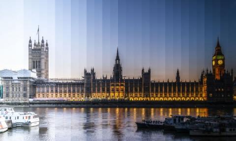 День и ночь на одном снимке. Удивительные кадры знаменитых достопримечательностей в необычном формате (14 фото) (1)