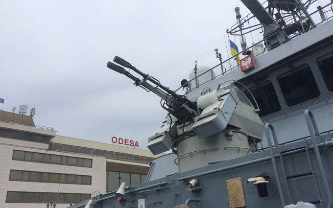 НАТО устроило украинцам экскурсию на свои боевые корабли: появились фото