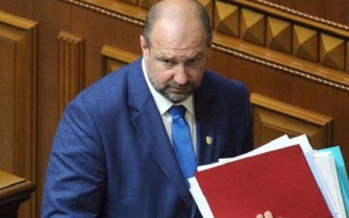 Мельничук объявил овыходе изкоалиции