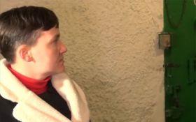 Поездка Савченко на Донбасс: всплыла новая скандальная деталь