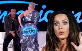 У Кеті Перрі прямо на сцені порвалися штани: опубліковано відео