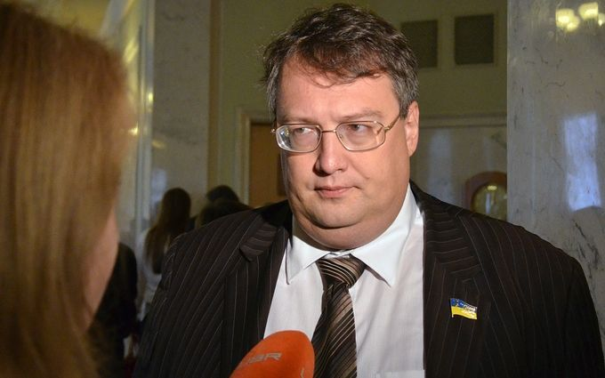 Антон Геращенко подтвердил, что нанего готовили покушение