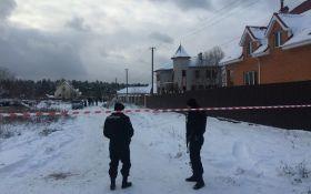 Перестрелка полиции под Киевом: СМИ узнали имена задержанных