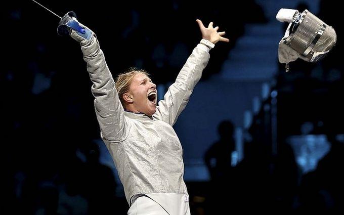 Украинская саблистка третий раз стала чемпионкой мира: появилось видео