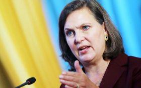 Визит Нуланд в Россию: в Украине серьезно возмутились