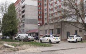 Во Львове юноша зарезал свою бывшую девушку и пытался совершить самоубийство
