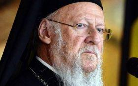 Московский патриархат выдвинул громкие обвинения в сторону Варфоломея
