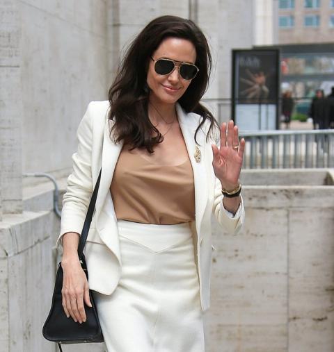 Анджеліна Джолі схудла до критично низької ваги