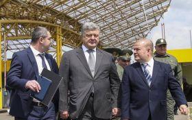 Во время визита Порошенко на границе с Польшей на Волыни прекратили пропуск автомобилей: появилось видео