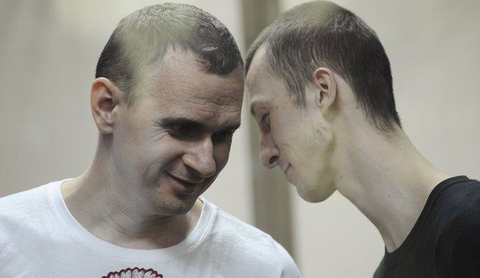 У Парижі покажуть фільм про суд над Сенцовим та Кольченко