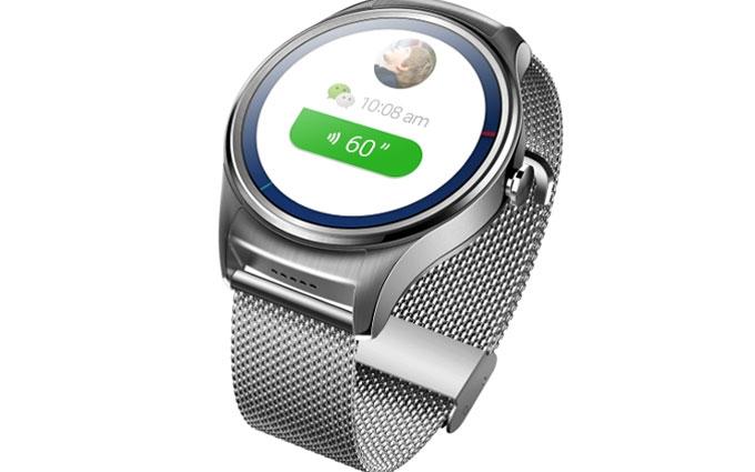 Показаны новые смарт-часы от компании Haier
