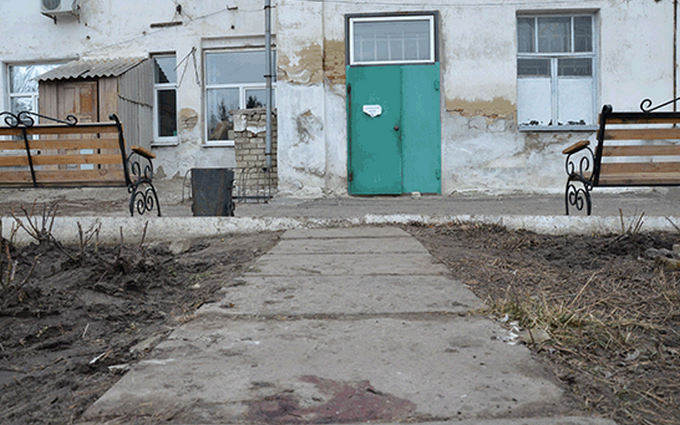 Громкое убийство на Донбассе: появились фото с места преступления