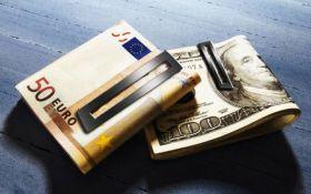 Курсы валют в Украине на пятницу, 17 февраля