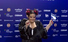 """Победительница """"Евровидения-2018"""" снимает свой новый клип в Украине"""