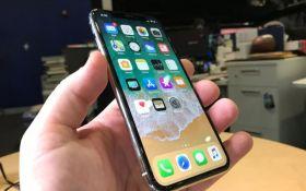 Apple в два рази скоротить виробництво iPhone X
