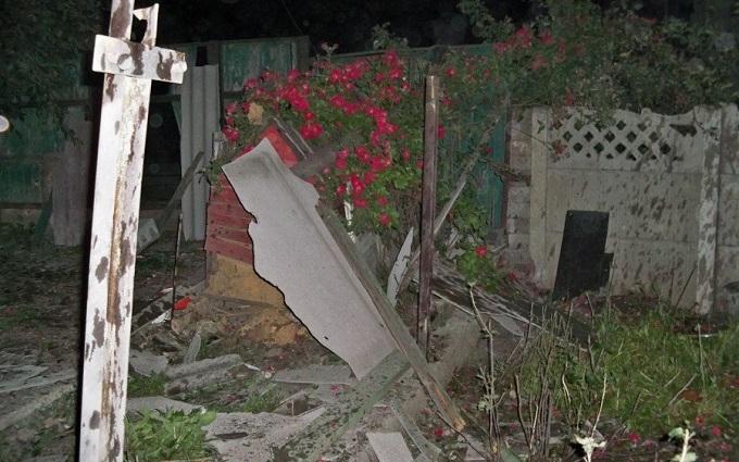 У мережі з'явилися фото і відео наслідків обстрілу Донецька