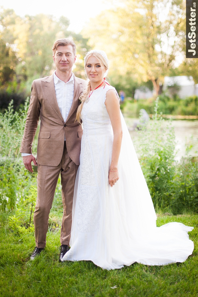 Українські зірки колоритно погуляли на весіллі у Нікітіна: з'явилися фото (5)