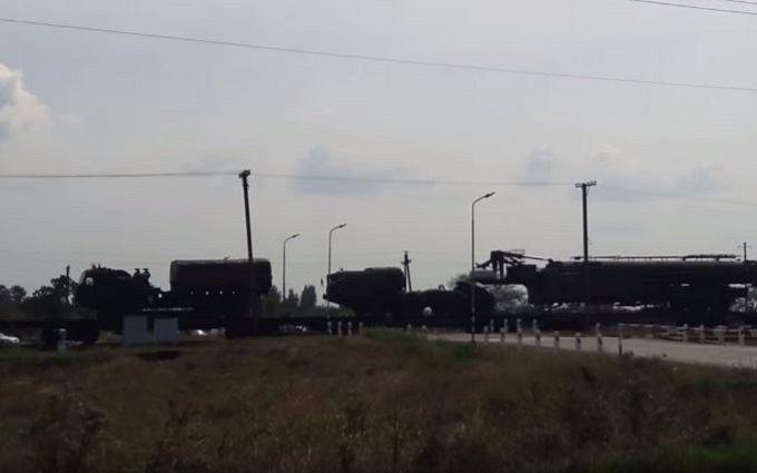 Росія продовжує брязкати зброєю в Криму: з'явилося нове фото