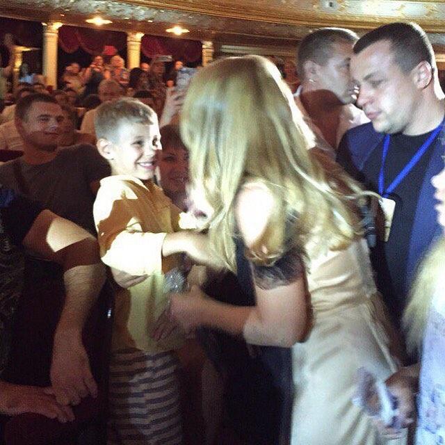 Тіна Кароль похвалилася сином, який підріс: опубліковано фото (1)