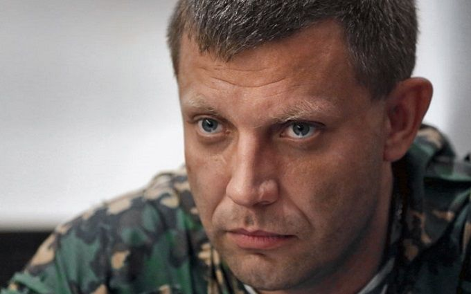 """Ватажок ДНР оголосив Донецьк """"русскім міром"""""""