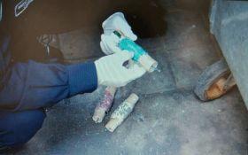 В центре Киева обнаружили взрывчатку: опубликованы фото