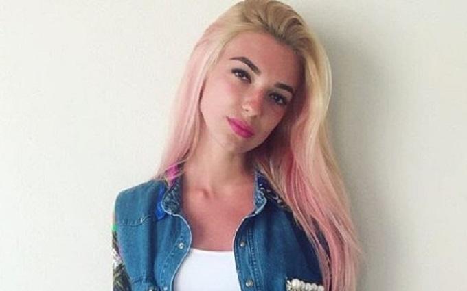 Дочь известного сепаратиста попала в аварию в Киеве - СМИ