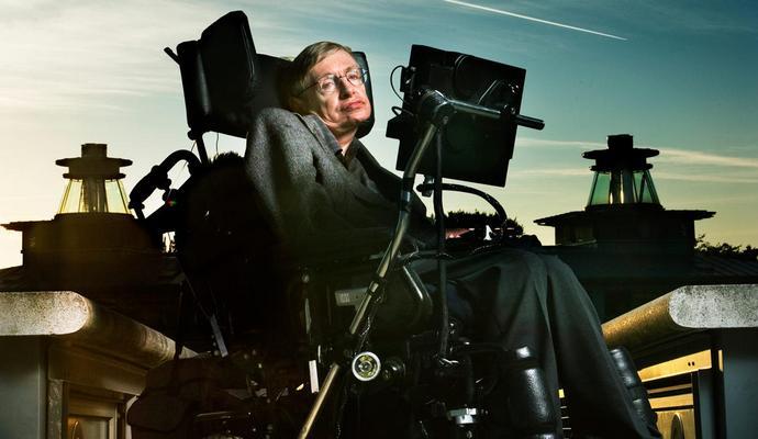Стивен Хокинг перечислил источники своего вдохновения