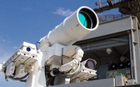 В США испытали новое мощное оружие: появилось видео
