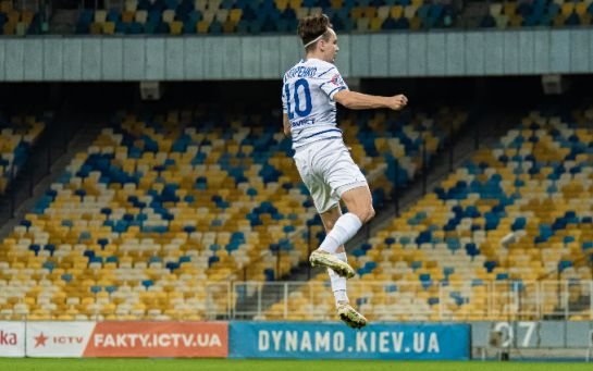 Динамо против Гента - где смотреть матч Лиги чемпионов