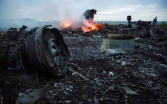 Розслідування загибелі MH17: з'явилися фото проведеного в Україні експерименту