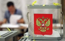 Выборы президента России: появилось видео первых фальсификаций