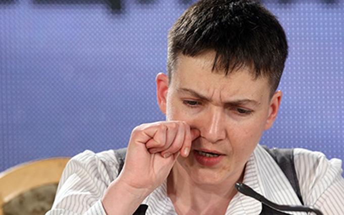 Савченко розповіла, як лаялася з конвоїрами через мову