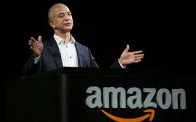 Голова Amazon за добу розбагатів на рекордну суму