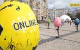 """Народжуємо новини"" на фестивале писанок: ONLINE.UA выставил свой экспонат"