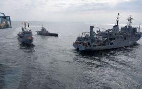 З'явилася реакція Євросоюзу на провокації РФ в Азовському морі