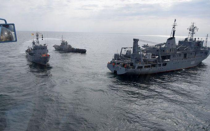 Появилась реакция Евросоюза на провокации РФ в Азовском море