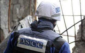 Обстрелы на Донбассе: наблюдатели СММ ОБСЕ показали видео жестокого боя