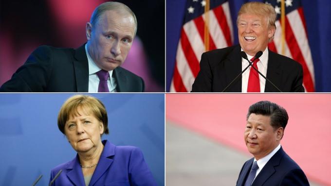 Путин больше не лидер: Forbes назвал самого влиятельного человека в мире (1)