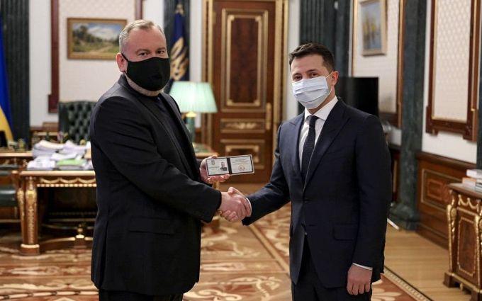 Зеленский утвердил нового главу Днепропетровской ОГА своим указом