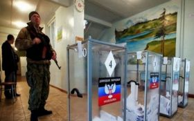 Вибори на Донбасі можливі тільки при дотриманні п'яти принципів - заступник голови ЦВК