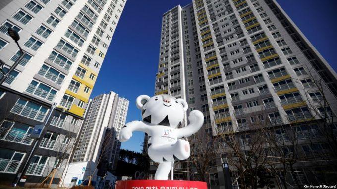 В Пхенчхане состоится официальная церемония открытия Олимпиады - 2018