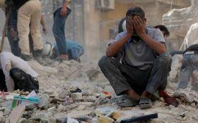 Від хімічної атакі в Сирії постраждали 500 людей - ВОЗ