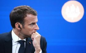 Масштабні протести у Франції - з'явилася реакція Макрона